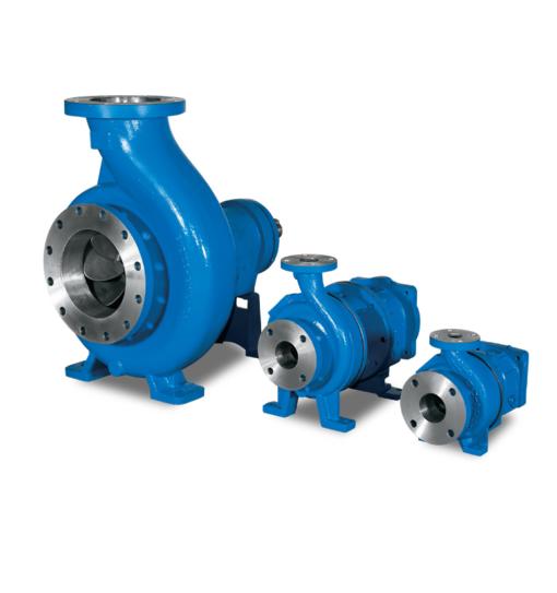 ansi chemical process pump